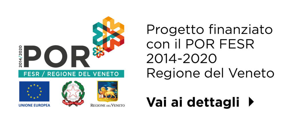 PROGETTO FINANZIATO CON IL POR FESR 2014 – 2020
